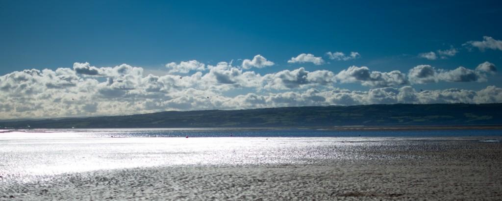 Portfolio - Clouds over the Dee Estuary